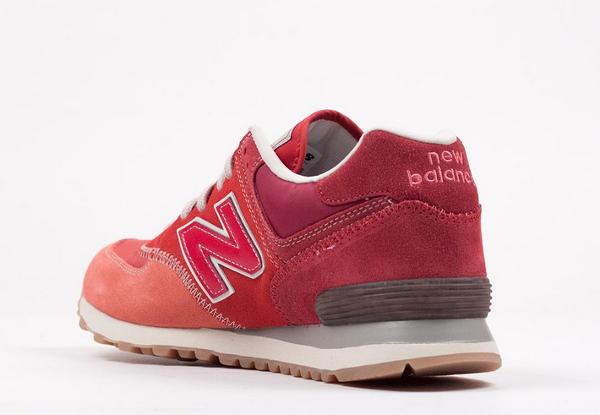 New Balance 574 Nature red-1