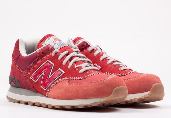 New Balance 574 Nature red-2