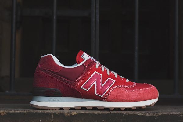 New Balance 574 Nature red-3