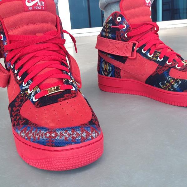 buy online 38bc7 563ad Nike Force 1 ID (Low, High) : 50 modèles pour votre inspiration