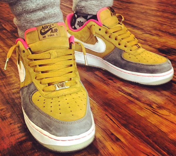 Nike Air Force 1 Low ID Yeezy - Afrokix