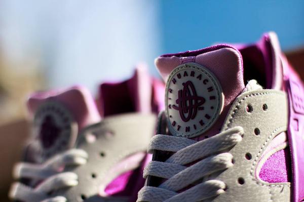 Nike Air Huarache Light base Grey Artic Pink (6)