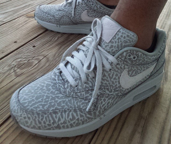 Nike Air Max 1 ID Elephant -King_semaj
