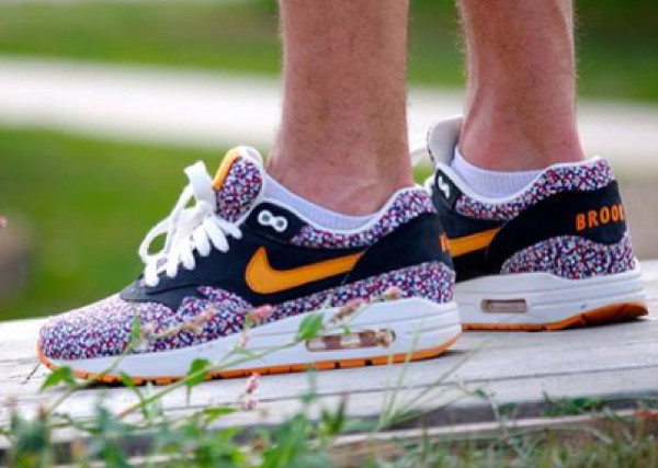 Nike Air Max 1 ID Liberty - Monkeydbrook