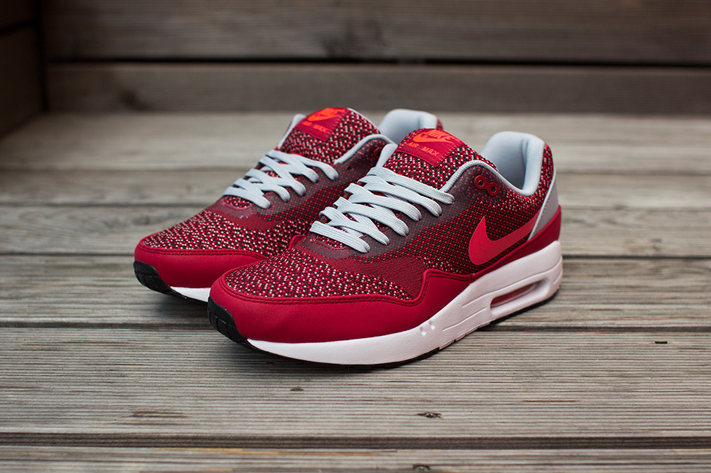 nike air max jacquard gym red