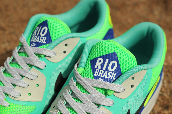 Nike Air Max 90 Breathe Rio Brasil (5)