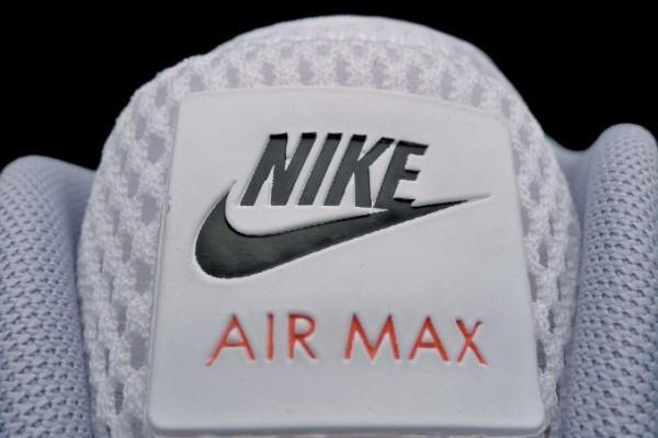 Nike Air Max 90 Breathe White - Black Wolf Grey (3)