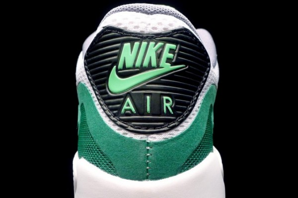 Nike Air Max 90 Breathe White - Green  (1)