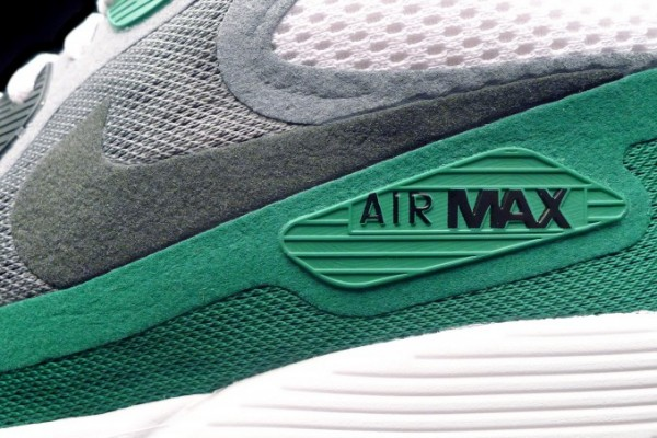 Nike Air Max 90 Breathe White - Green (3)