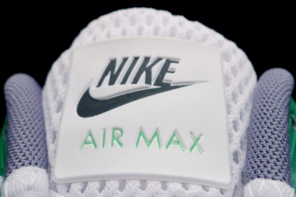 Nike Air Max 90 Breathe White - Green (4)