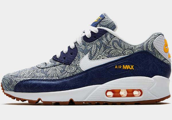 Où acheter la Nike Air Max 90 x Liberty