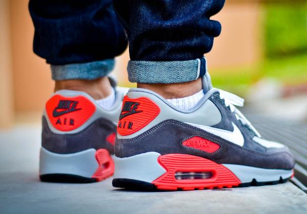 best sneakers d9aea bd9d2 ... france nike air max 90 id pigeon fosh1zzles 2 a85ff 0dd71