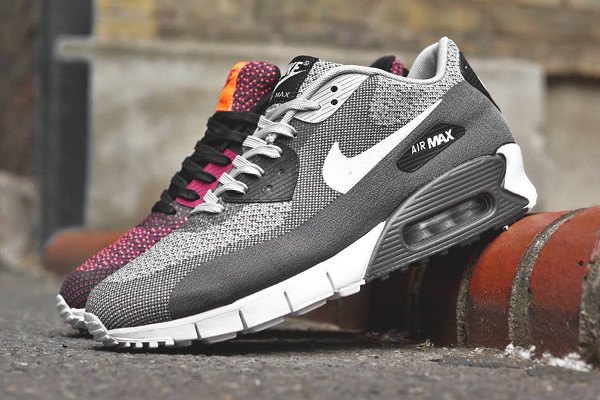 online store ab375 fbc85 Nike Air Max 90 JCRD Wolf Grey   Magenta ...