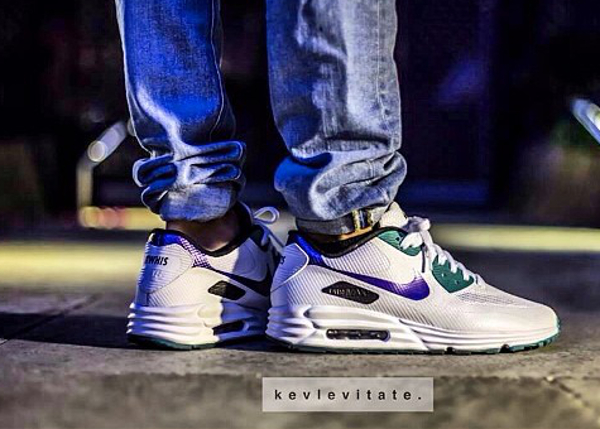 finest selection 2ac5e 21453 ... Nike Air Max Lunar 90 Hyperfuse ID - Kevkicks ...