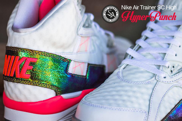 Nike Air Trainer SC High Hyper Punch  (2)