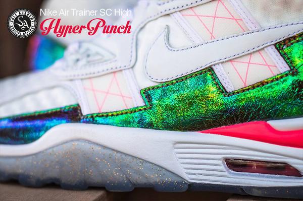 Nike Air Trainer SC High Hyper Punch  (3)