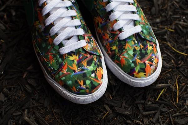 Nike Blazer Mid QS Floral LA (3)
