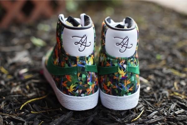 Nike Blazer Mid QS Floral LA (4)