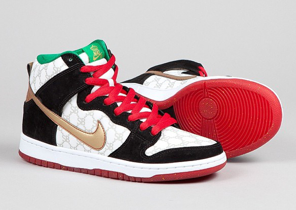 Nike Dunk High SB x Black Sheep Gucci (1-1)