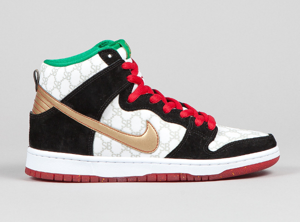 Nike Dunk High SB x Black Sheep Gucci (2)