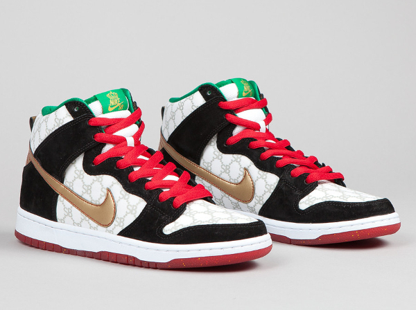 Nike Dunk High SB x Black Sheep Gucci (3)