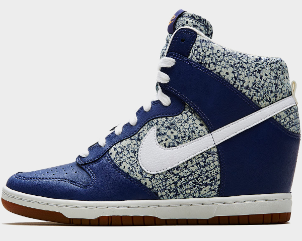 Nike Dunk Sky High Dark Blue Anoosha & Lora (1)
