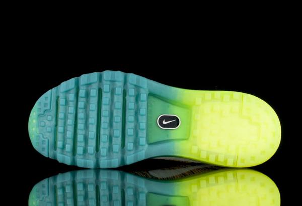 Nike Flyknit Max White Turbo Green Volt (7)