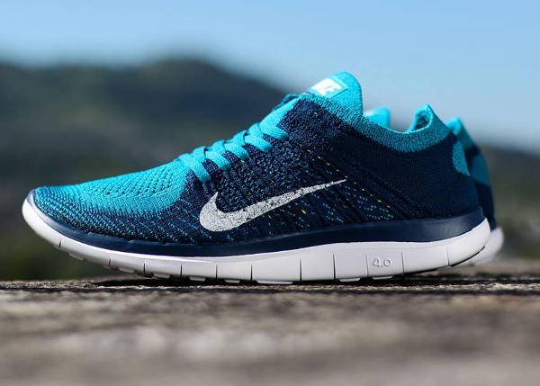 3ad576898a2 Où acheter la Nike Free Flyknit 4.0 Neo Turquoise