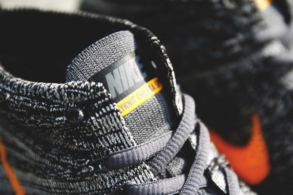 Nike Free Flyknit Chukka SP Black University Gold (5)