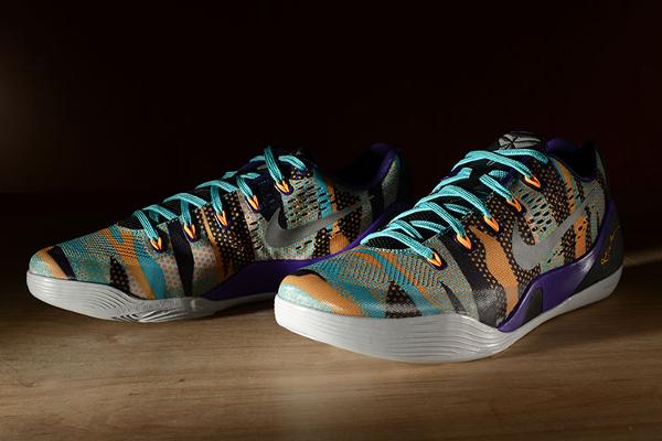 Nike Kobe 9 EM Court Purple Pop Art (1)