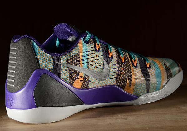 Nike Kobe 9 EM Court Purple Pop Art (3)