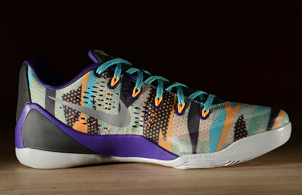 Nike Kobe 9 EM Court Purple Pop Art (4)