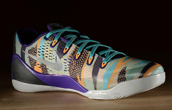 Nike Kobe 9 EM Court Purple Pop Art (5)