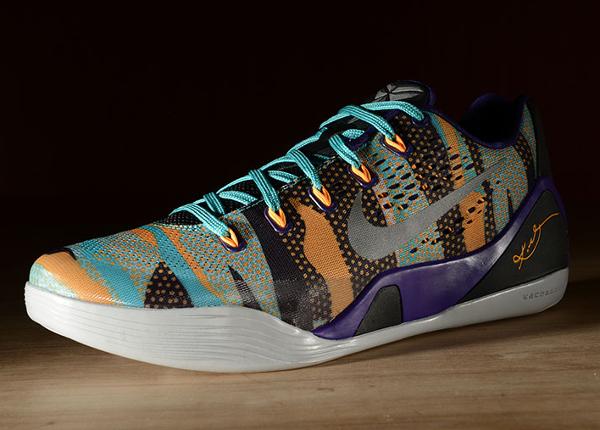 Nike Kobe 9 EM Court Purple Pop Art (6)