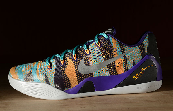 Nike Kobe 9 EM Court Purple Pop Art (7)