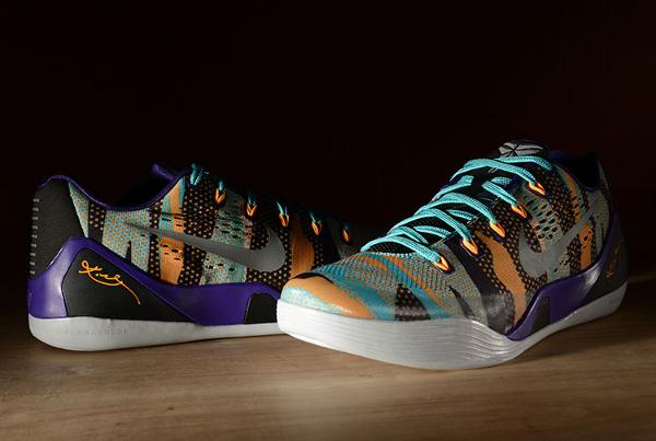 Nike Kobe 9 EM Court Purple Pop Art (8)