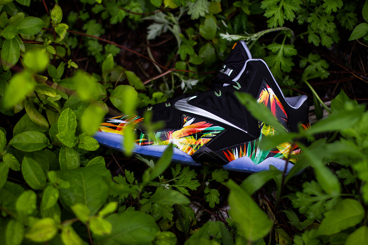 Nike Basketball – Lebron 11 edition « Everglades