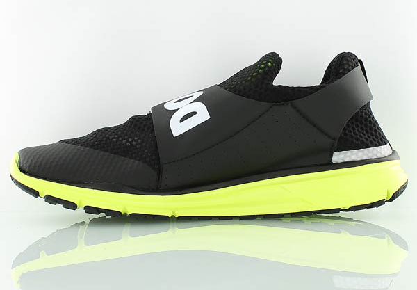 Nike Lunarfly 360 Black White Metallic Silver (4)