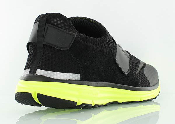 Nike Lunarfly 360 Black White Metallic Silver (5)