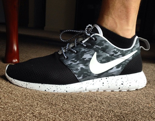 Nike Roshe Courir Graphique Id