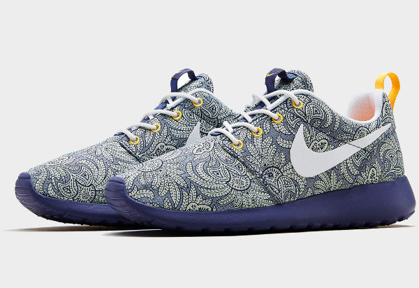 Nike Roshe Run Dark Blue Anoosha & Lora (2)