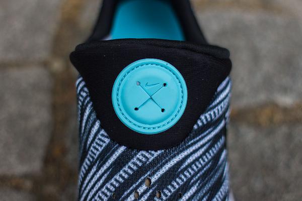 Nike Roshe Run Slip On GPX Black White (3)