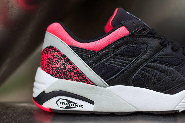 Puma R698 93 OG Black Neon Pink (4)