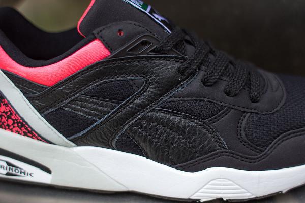 Puma R698 93 OG Black Neon Pink (5)