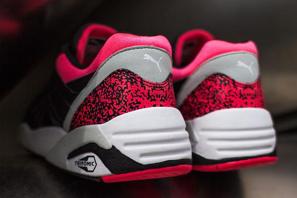 Puma R698 93 OG Black Neon Pink (9)