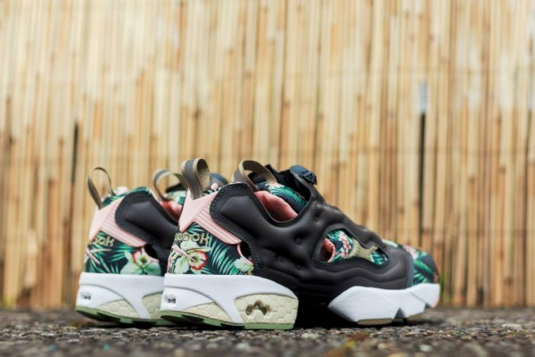 Reebok Insta Pump Fury x Invincible Hawaii (1)