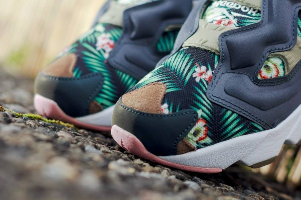 Reebok Insta Pump Fury x Invincible « Cattleya »