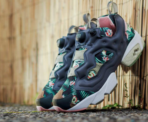 Reebok Insta Pump Fury x Invincible Hawaii (6)