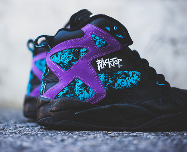 Reebok Pump Blacktop Battleground Black Purple (9)