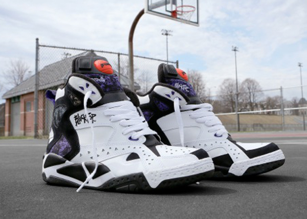 Reebok Pump Blacktop Battleground White Black (0)